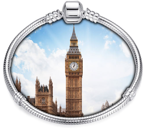 Pandora Compatible Charms By Landmark: Big Ben