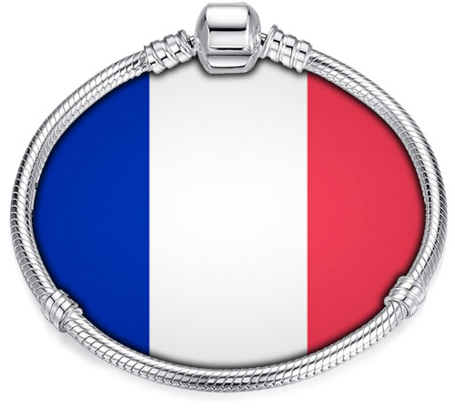 Pandora Compatible Charms By Location: France