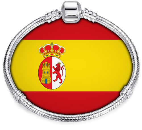 Pandora Compatible Charms By Location: Spain