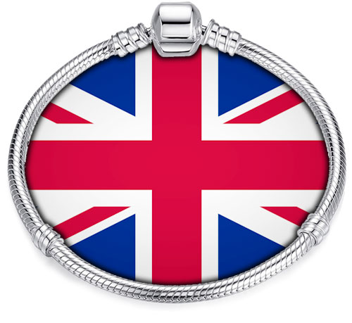 Pandora Compatible Charms By Location: United Kingdom