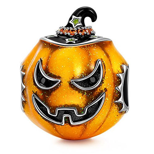 Pandora Compatible Charms For Special Occasions: Haloween