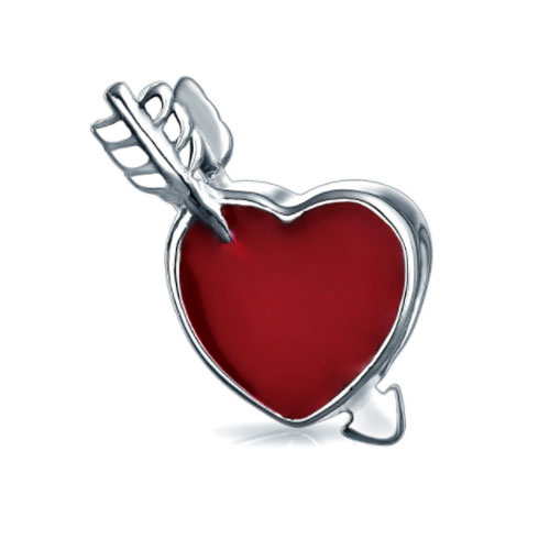Pandora Compatible Charms For Special Occasions: Valentines