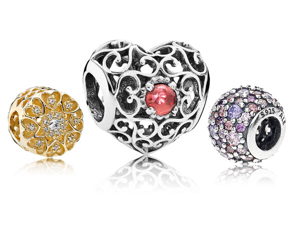 Pandora Compatible Charms & Beads From Around The World