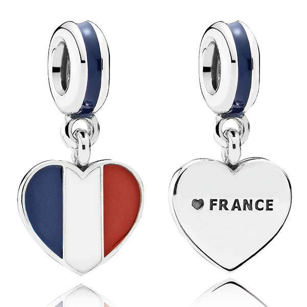 avis sur france pandora charms