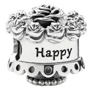 Birthday Flowersd Bead