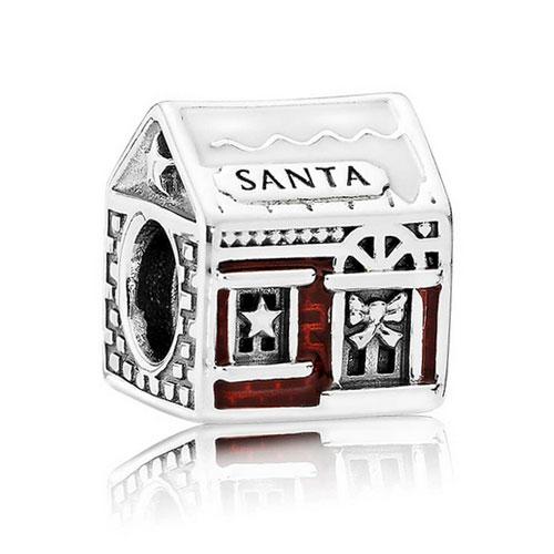 Silver Santas Groot Charm