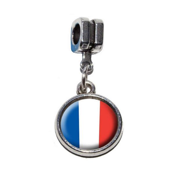 France Flaf Silver dropper