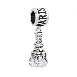 Angular Parris Eiffel Tower Charm