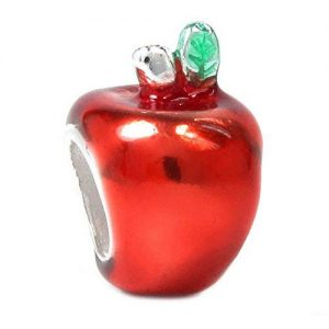 Big Apple New York Charm Bead