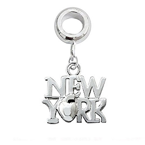 New York Dangle Charm