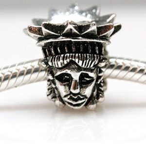 Statue of Liberty Head Bead